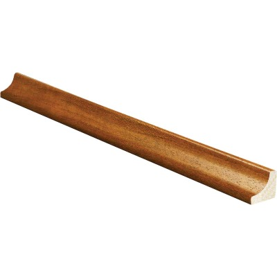 Inteplast Building Products 11/16 In. W. x 11/16 In. H. x 8 Ft. L. Independence Cherry Polystyrene Cove Molding