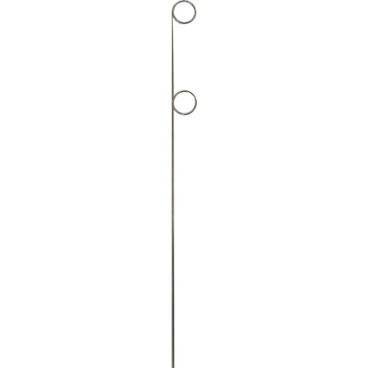 Hy-Ko 1.75 In. x 28 In. Metal Pigtail Sign Stake
