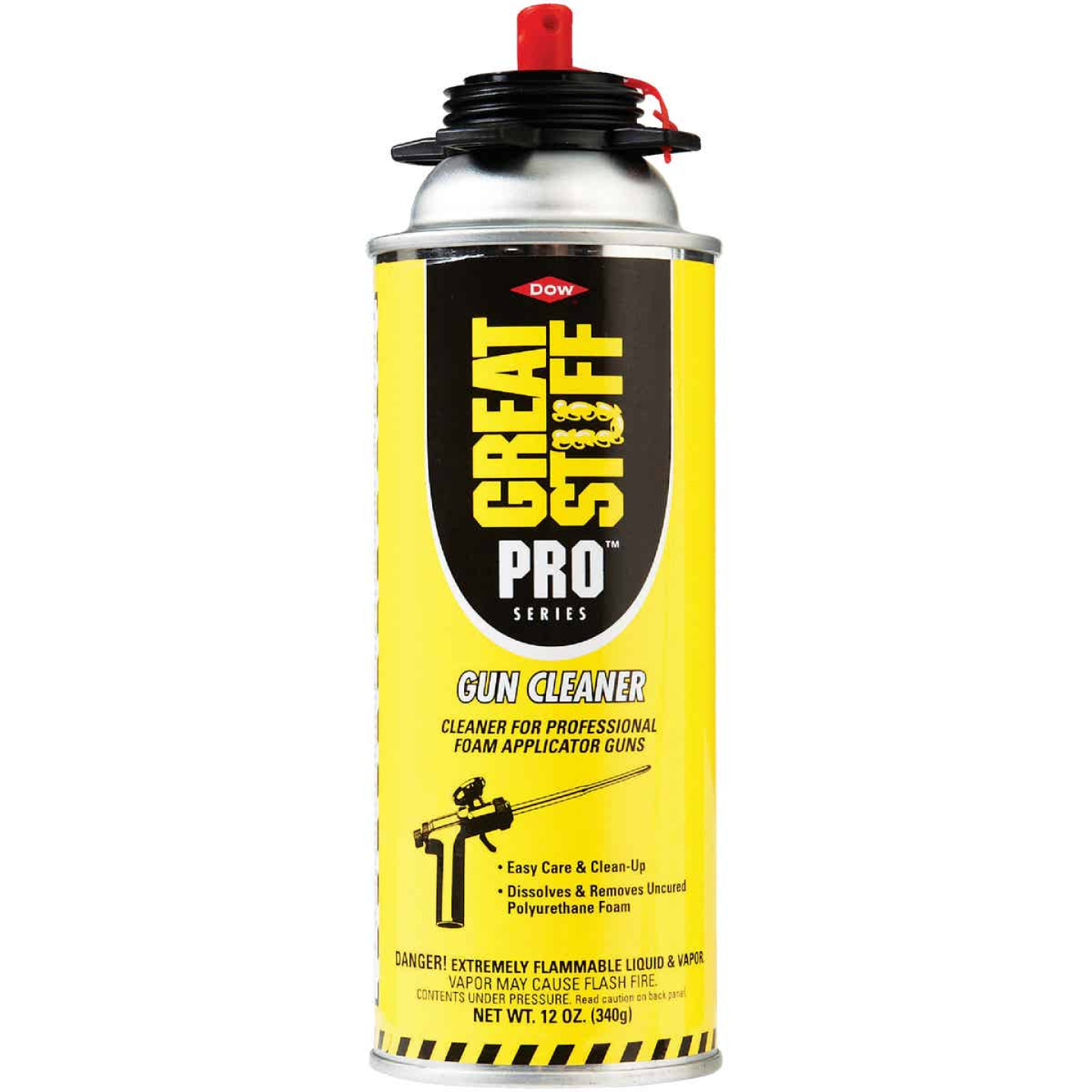 Great Stuff Pro 12 Oz. Foam Cleaner Image 2