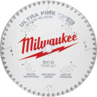 Milwaukee 7-1/4 In. 60-Tooth Ultra Fine Finish Circular Saw Blade, Bulk Image 2