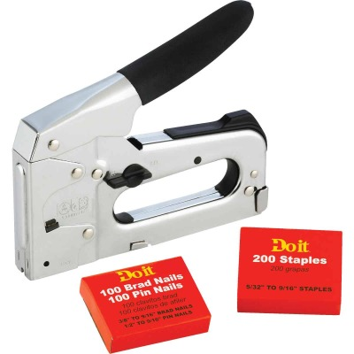 Do it Heavy-Duty Staple Gun Kit