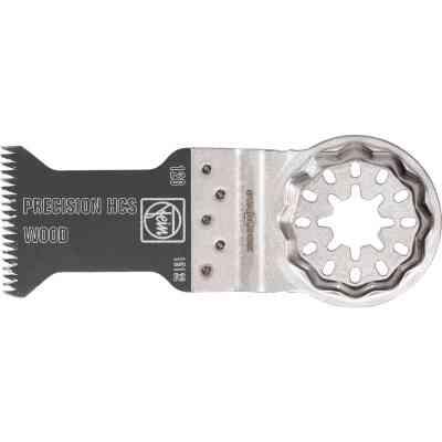 Fein Starlock 1-3/8 In. Steel Precision E-Cut Oscilating Blade