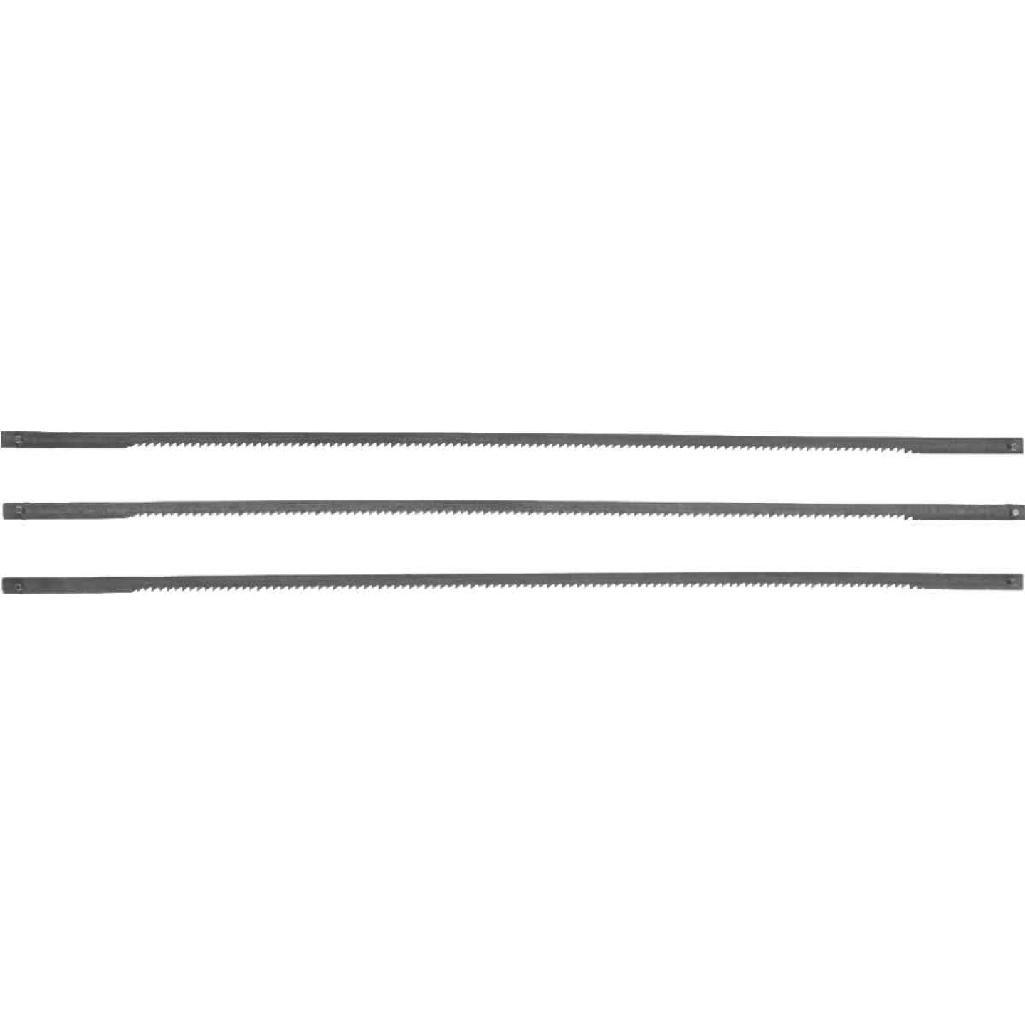 Irwin 6-1/2 In. 21 TPI Coping Saw Blade (3-Pack) Image 1