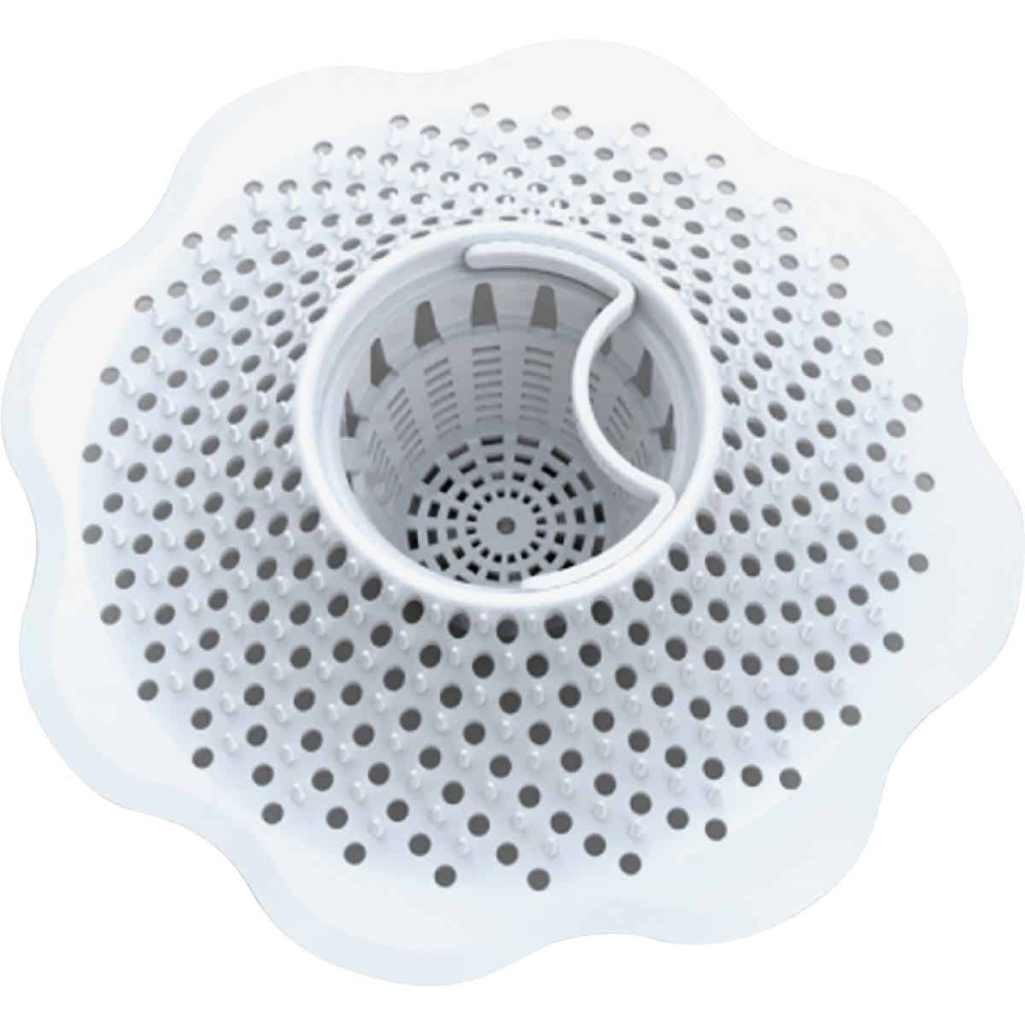 Danco Standard Size PVC Lift Out Tub Drain Strainer Image 1
