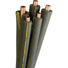 Tundra 3/8 In. Wall Self-Sealing Polyethylene Pipe Insulation Wrap, 1-1/2 In. x 6 Ft.  Image 1