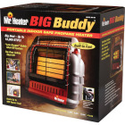 MR. HEATER 18,000 BTU Radiant Big Buddy Propane Heater Image 6