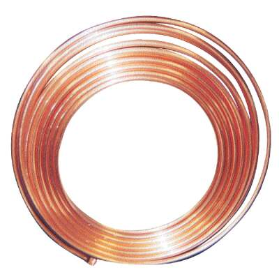 Mueller Streamline 1/2 In. ID x 10 Ft. Soft Coil Copper Tubing