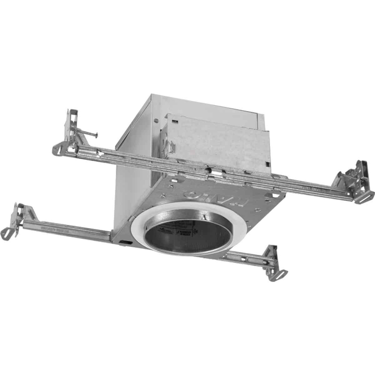 Halo Air-Tite 4 In. New Construction IC Rated LED Recessed Light Fixture Image 1