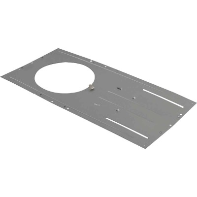 Liteline Trenz ThinLED 6 In. Round Recessed Fixture Mounting Plate