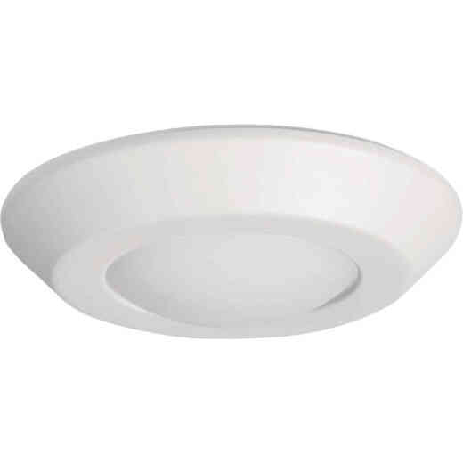 Halo 4 In. Retrofit Non-IC Rated White Selectable Color Temperature LED Recessed Light Kit (Title 20 Compliant)