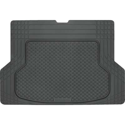WeatherTech Trim-to-Fit Black Rubber Universal Cargo/Floor Mat