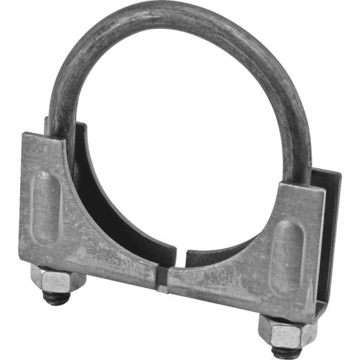 "Victor Saddle 1-7/8"" 13-gauge Steel Muffler Clamp"