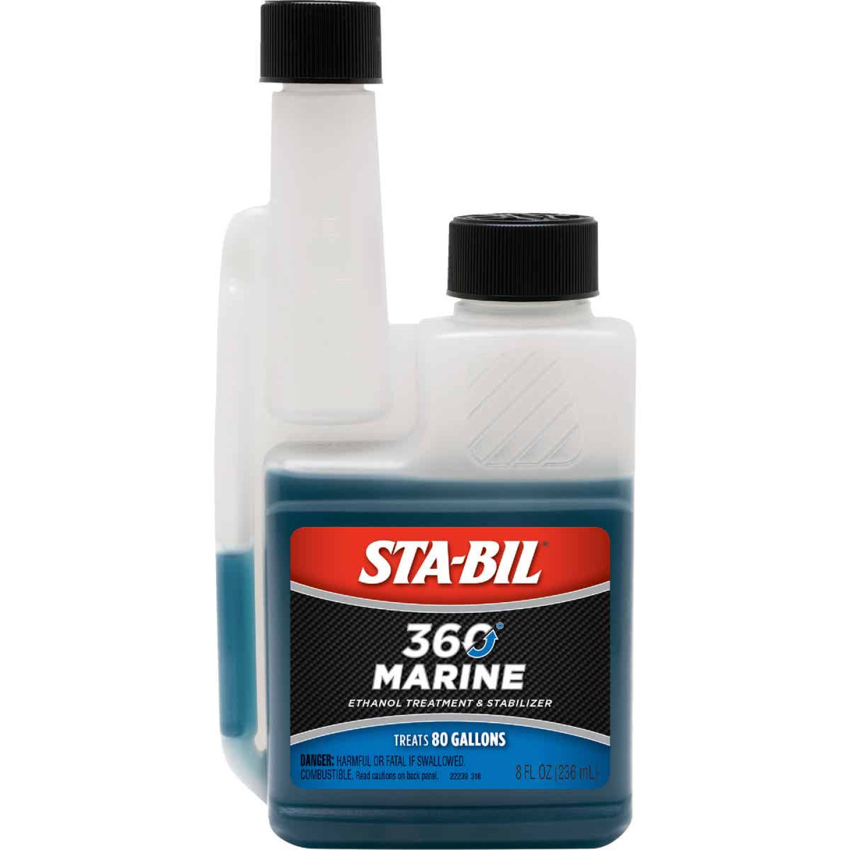 Sta-Bil 8 Fl. Oz. Marine Formula Fuel Stabilizer Image 1