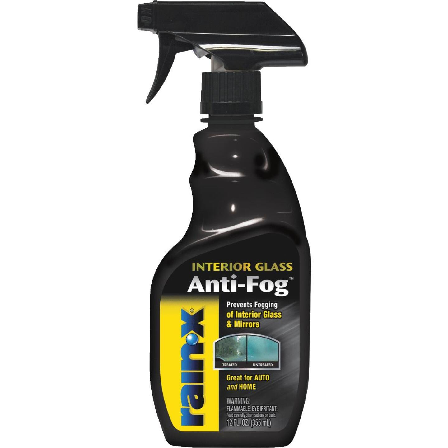 RAIN-X 12 Oz. Trigger Spray Interior Glass Anti-Fog Cleaner Image 1