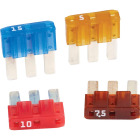 Bussmann ATL (Micro III) Fuse Assortment with Fuse Puller (4-Piece) Image 3