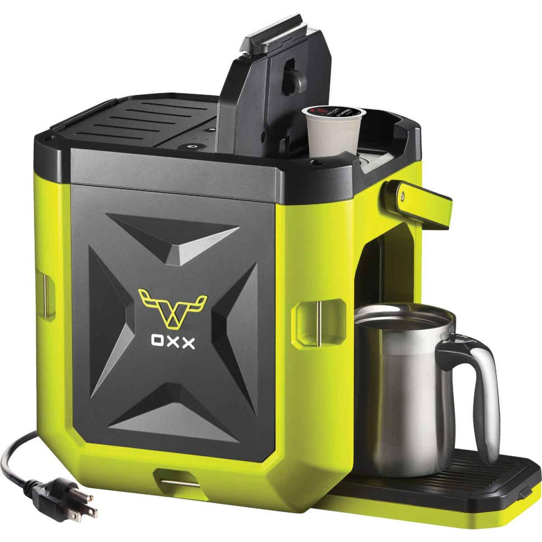 Oxx Coffeeboxx Single Serve Green Coffee Maker Image 1