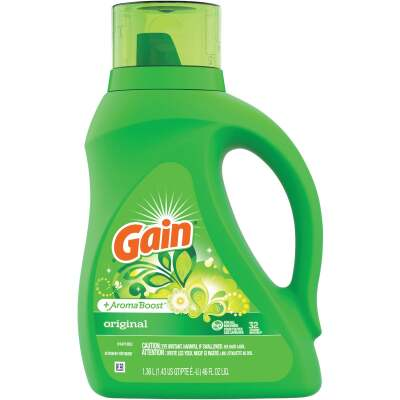 Gain FreshLock 50 Oz. 32 Load Liquid Laundry Detergent