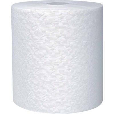 Kimberly Clark Scott Essential Plus White Kleenex Hard Roll Towel (6 Count)