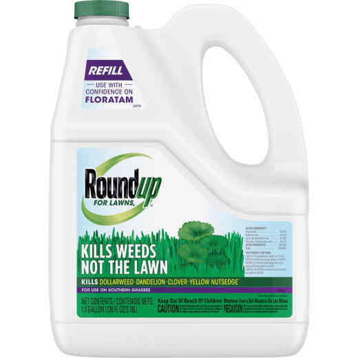 Roundup For Lawns 1 Gal. Ready To Use Refill Southern Formula Weed Killer