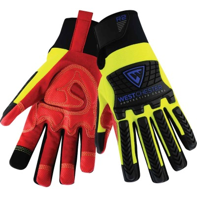 West Chester Protective Gear R2 Performance Series Men's XL Synthetic Work Glove