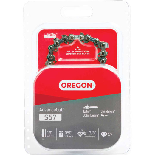 Oregon AdvanceCut S57 16 In. Chainsaw Chain
