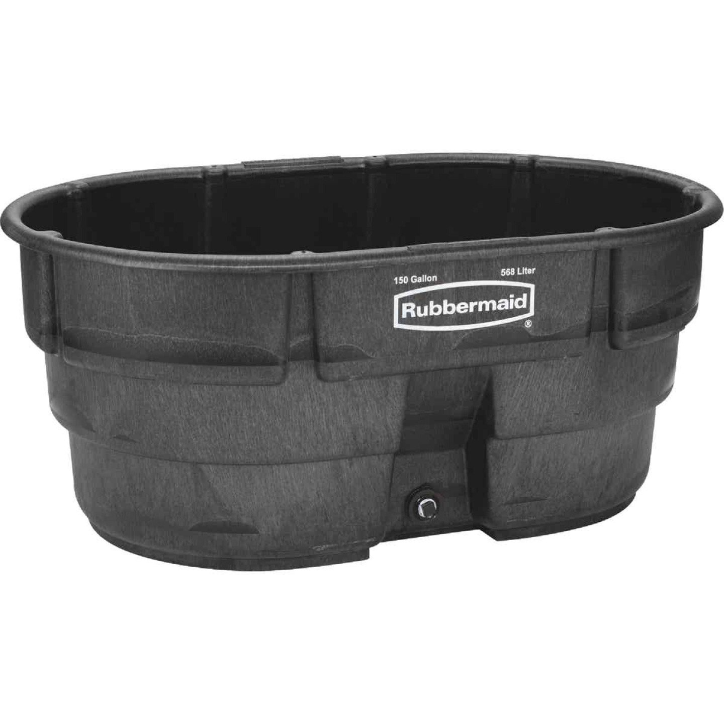 Rubbermaid 150 Gal. Structural Foam Stock Tank Image 1