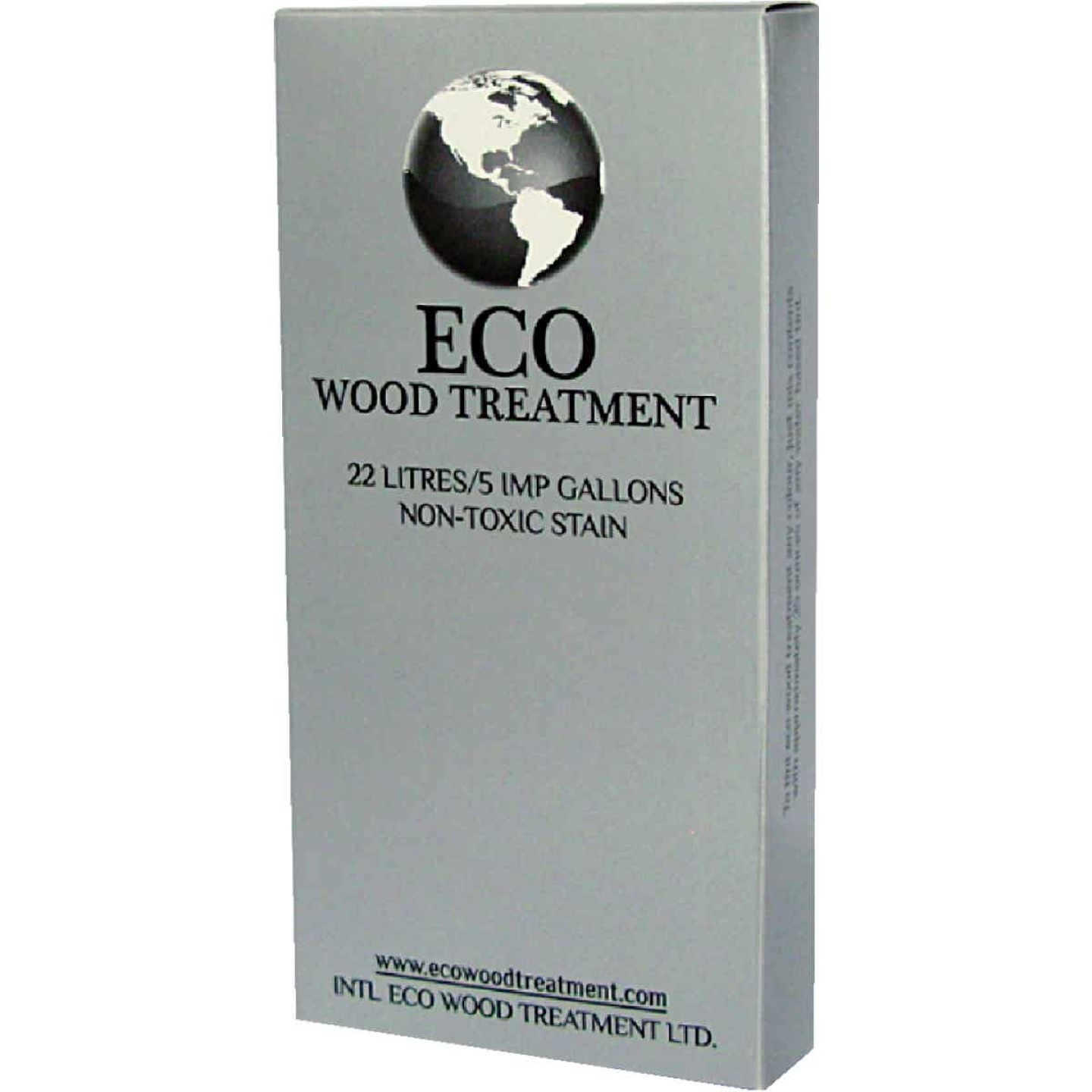Eco Wood Treatment Exterior Wood Stain & Preservative, 5 Gal. Image 1