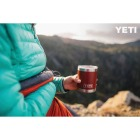 Yeti Rambler Lowball 10 Oz. Brick Red Stainless Steel Insulated Tumbler Image 3