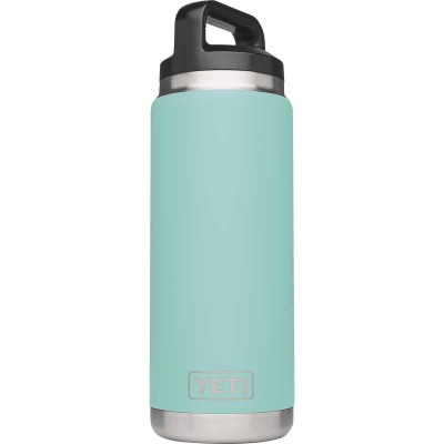 Yeti Rambler 26 Oz. Seafoam Stainless Steel Insulated Vacuum Bottle