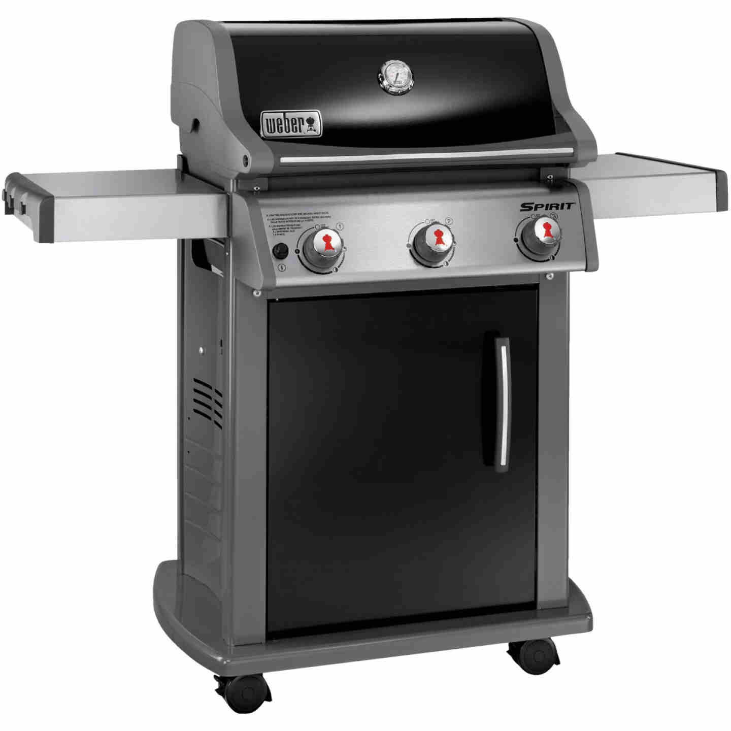 Weber Spirit E-310 3-Burner Black 32,000-BTU LP Gas Grill Image 1