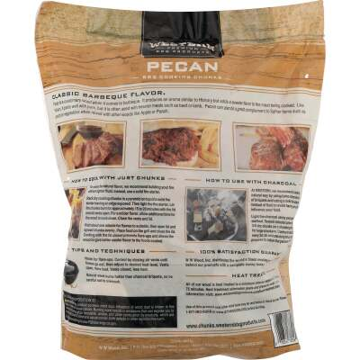 Western 6 Lb. Pecan Wood Smoking Chunks