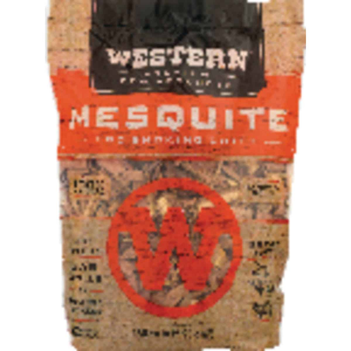 Western 2 Lb. Mesquite Wood Smoking Chips Image 3