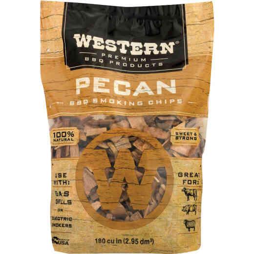 Western 180 Cu. In. Pecan Wood Smoking Chips
