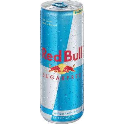 Red Bull 8.4 Oz. Sugar-Free Energy Drink